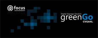 сетевые медиаплееры greenGo | Digital Signage Solution