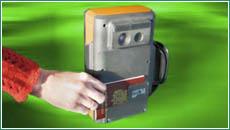 Считывание бесконтактного чипа ISO 14443
