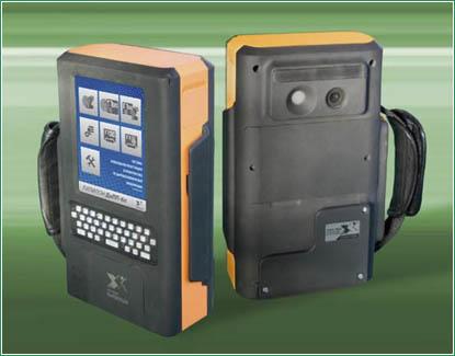 Мобильный биометрический терминал ПАПИЛЛОН ДиПП-6п на базе модулей VAR-SOM-OM44