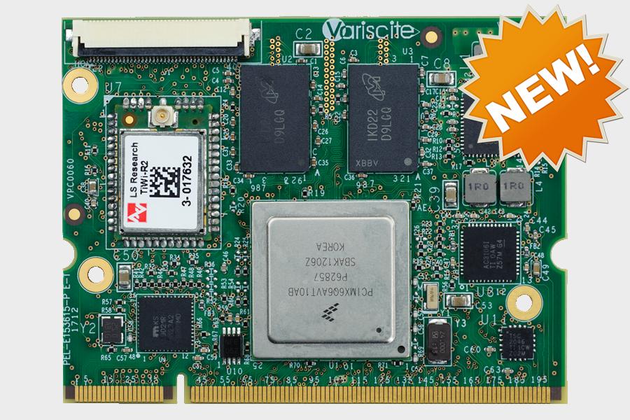 Variscite VAR-SOM-MX6 на Freescale i.MX6